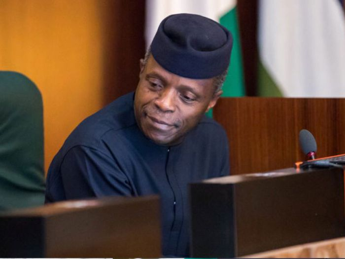Osinbajo Says Registration For N60 Billion Survival Fund Has Been Really Impressive
