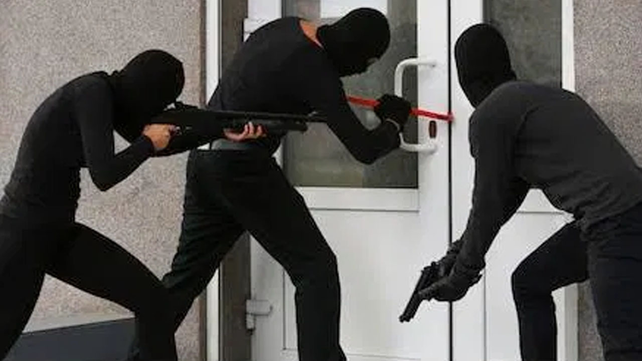 Panic As Robbers Attack Bank In Ekiti, Cart Away Millions