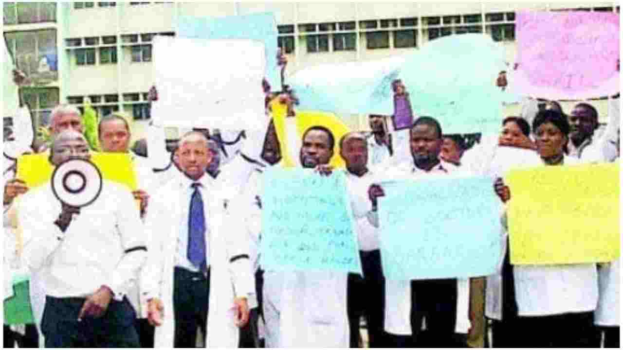 Patients stranded as Residents Doctors' Strike continues in Akwa Ibom