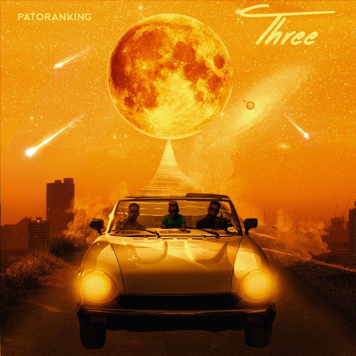 Patoranking - Three (FULL ALBUM)