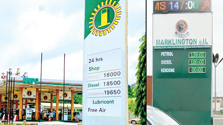 Petrol Price May Hit ₦190 As Oil Nears $60