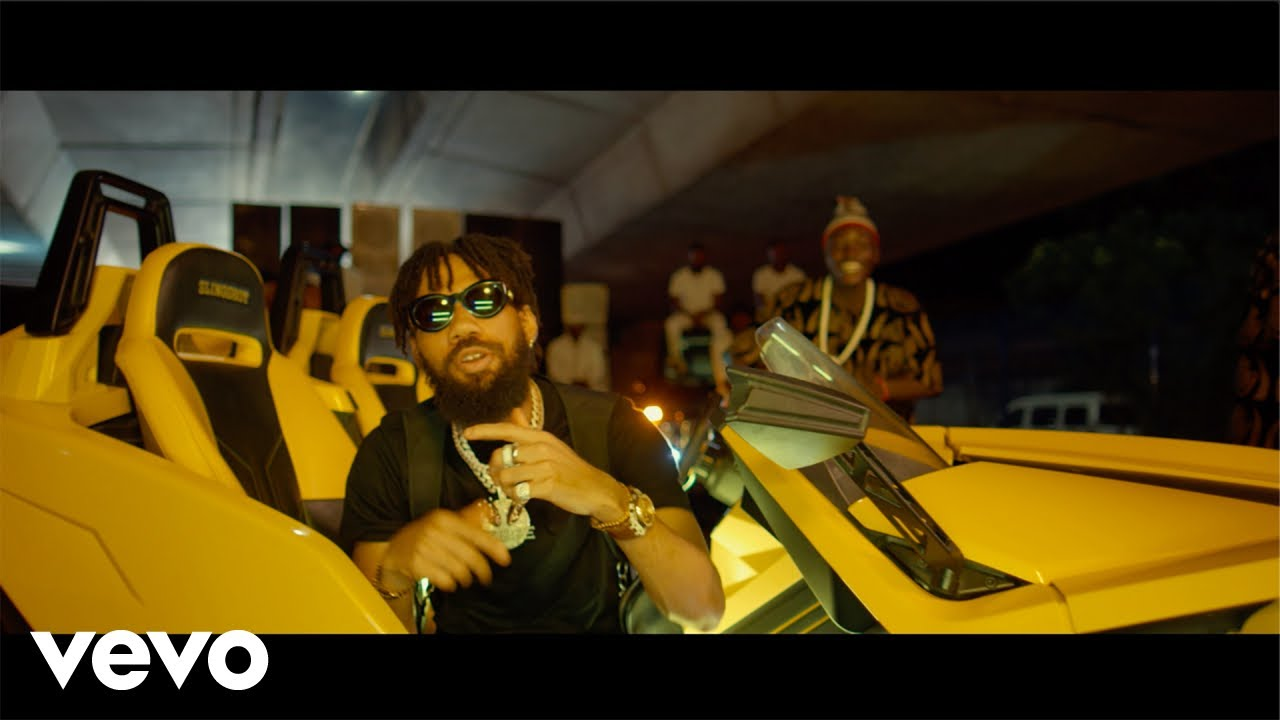 Phyno - For The Money Ft. Peruzzi (Official Video)