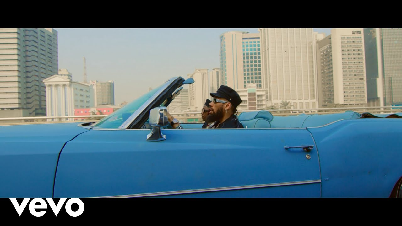 Phyno Ft. Runtown - Gods Willing (Official Video)