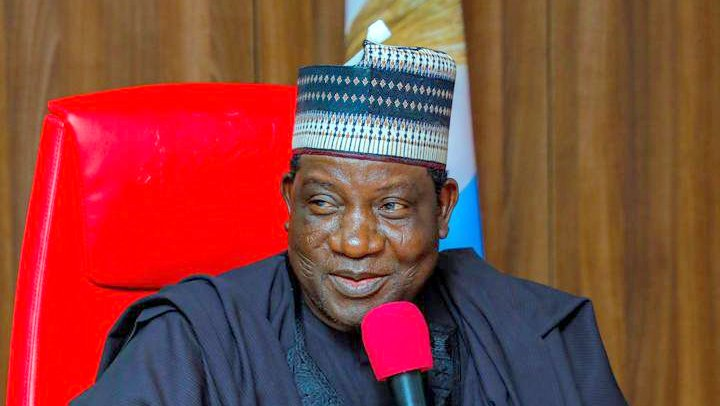 Plateau State lost N75 Billion to Looters - Governor Lalong