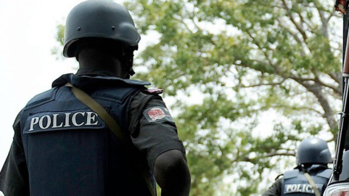Police recover Arm stolen during End SARS Protest, Nab seven Armed Robbers, Eight Cultists
