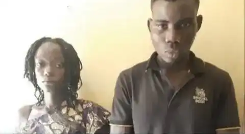 Police arrests Husband and Wife for sexually harassing ex-girlfriend