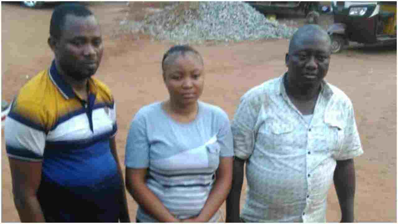Police rescue three from Kidnappers along Ogere-Remo, Ogun State