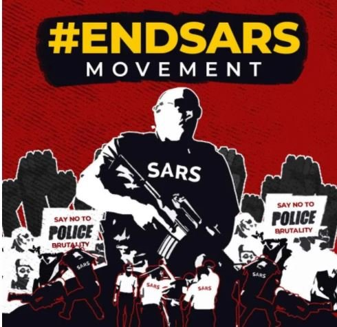 Policeman Joins ENDSARS Protest, See Why He Joins (VIDEO)