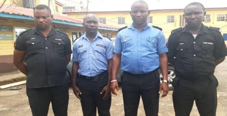 Policemen Who Extra-Judicially Killed Disarmed Suspects are Released from Prison