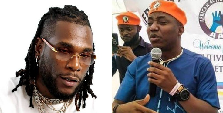 """Politicians are all the Same, I don't Trust any of You"" - Burna Boy shades Sowore, he Replies"