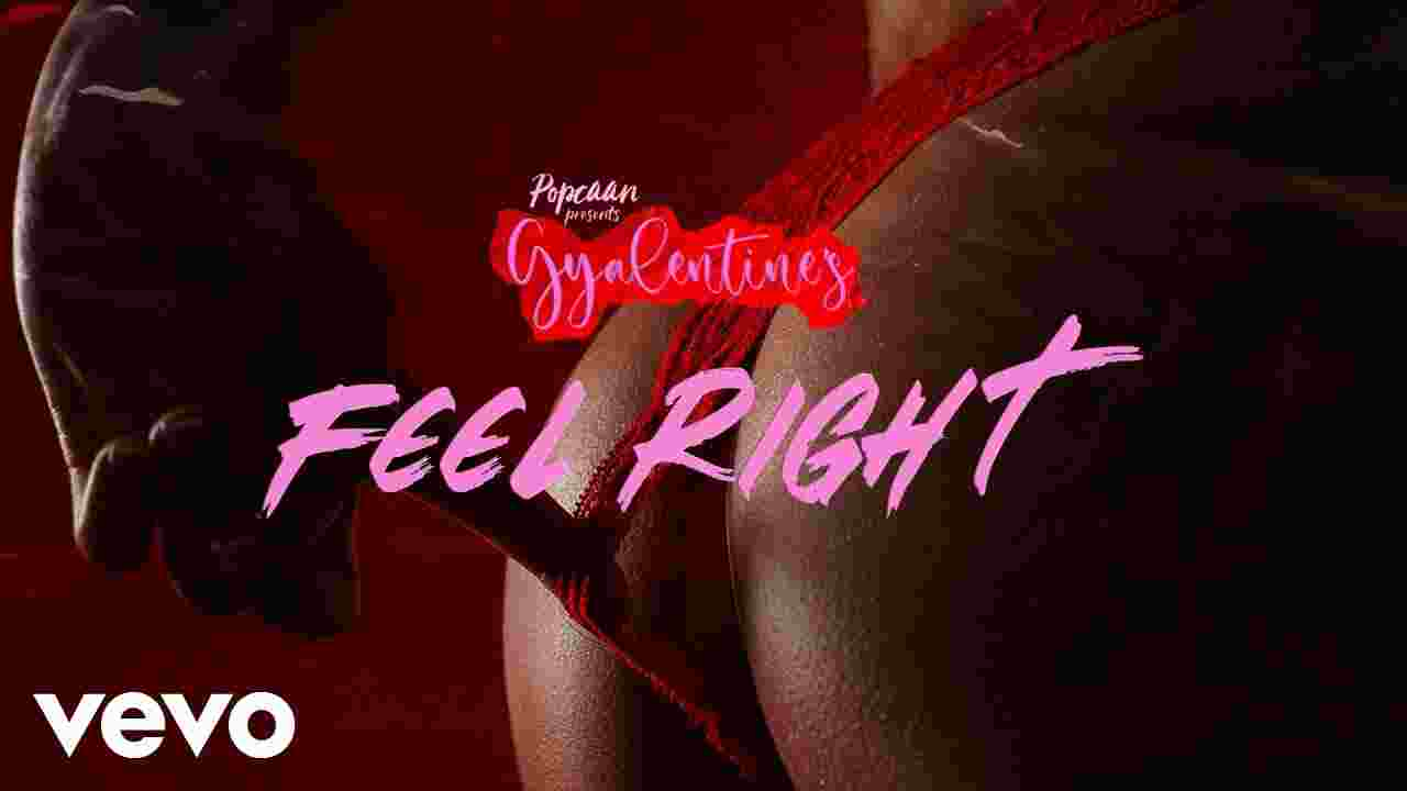 Popcaan - Feel Right
