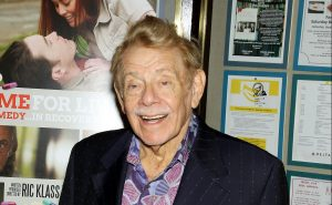 Popular UK comedian, Jerry Stiller dies