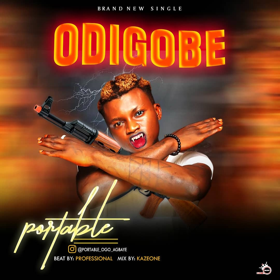Portable - Odigobe (Prod. By Professional)