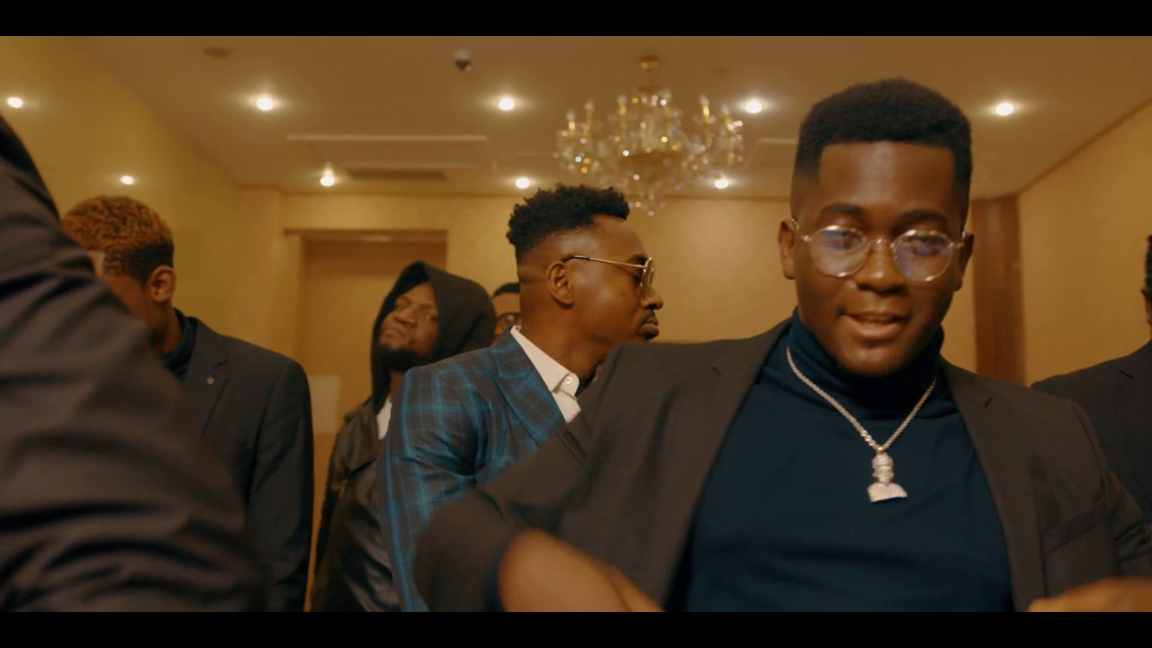 Powpeezy Ft. Reminisce & Chinko Ekun - Tesla (Official Video)