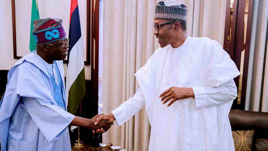 Presidency responds to Buhari, Tinubu 'rift' over 2023