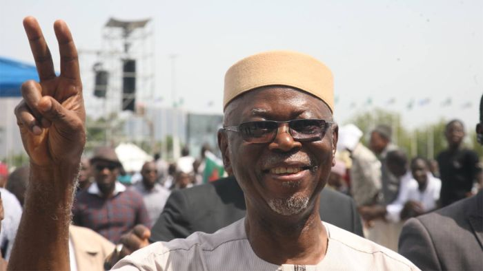 President Buhari Administration Has Been Unlucky, I'm Sad – Oyegun Reveals