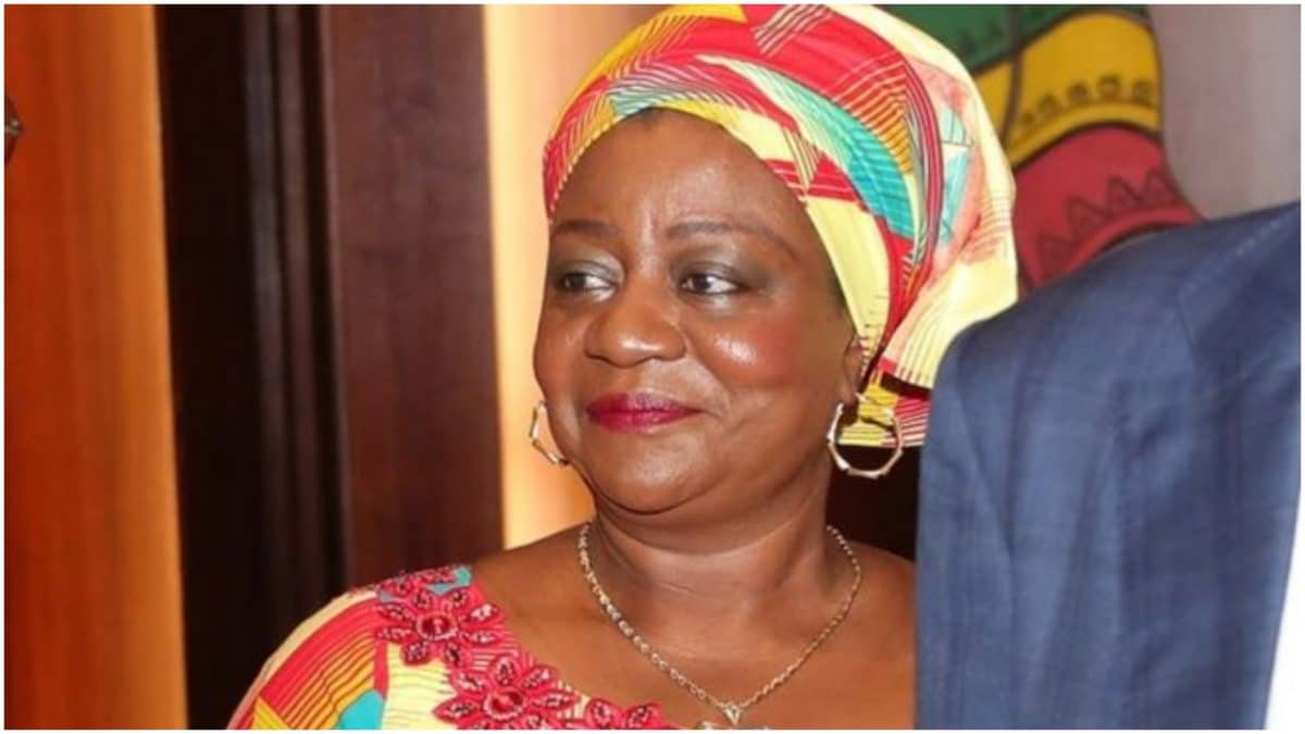 President Buhari Controversially Appoints His Aide, Lauretta Onochie As INEC Commissioner
