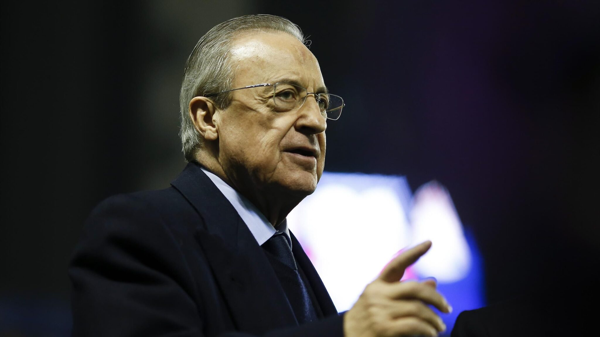 President Florentino Perez of Real Madrid Tests Positive For Covid-19