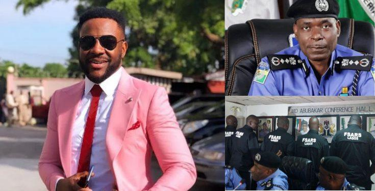 Press Release Without Action - Ebuka Obi Reacts as IGP Bans SARS