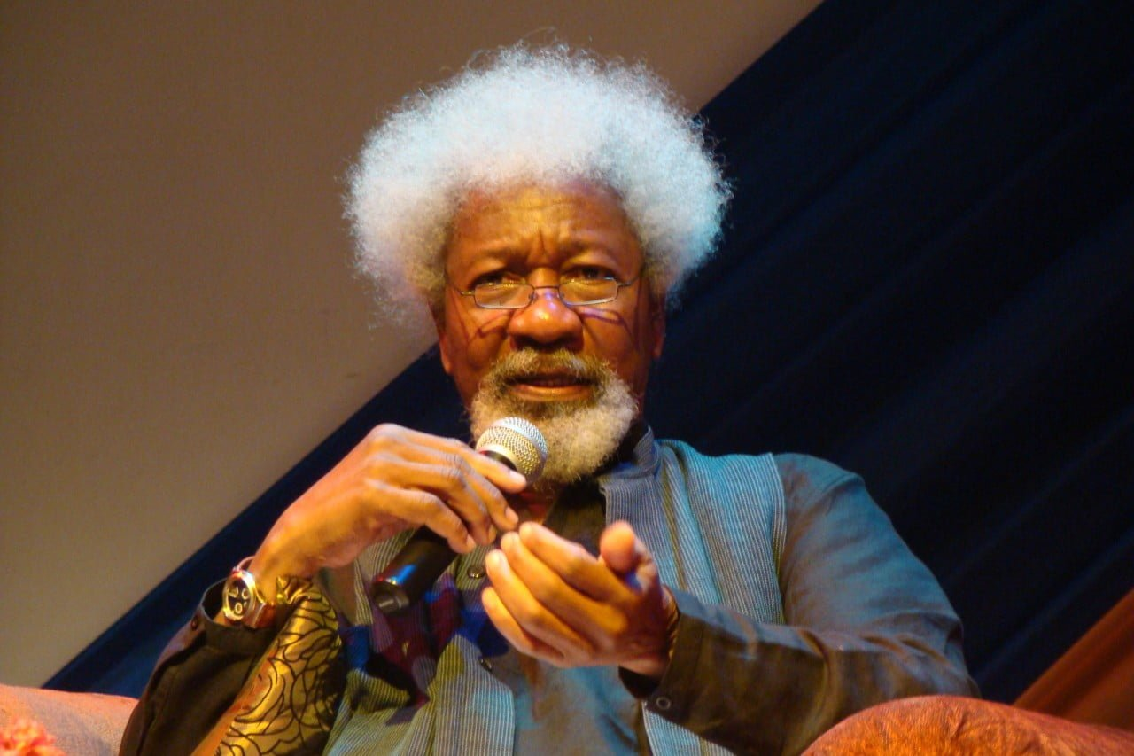 Prof. Wole Soyinka warns about Amotekun becoming another SARS