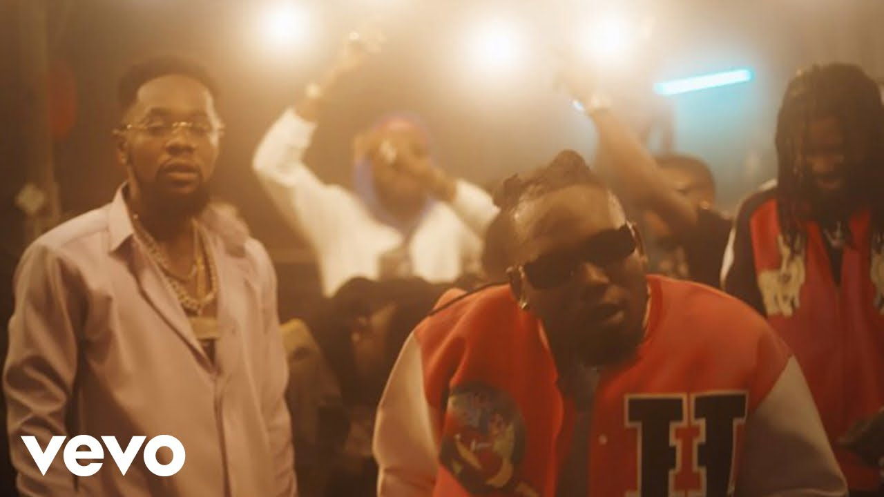 Qdot - Magbe Ft. Patoranking (Official Video)