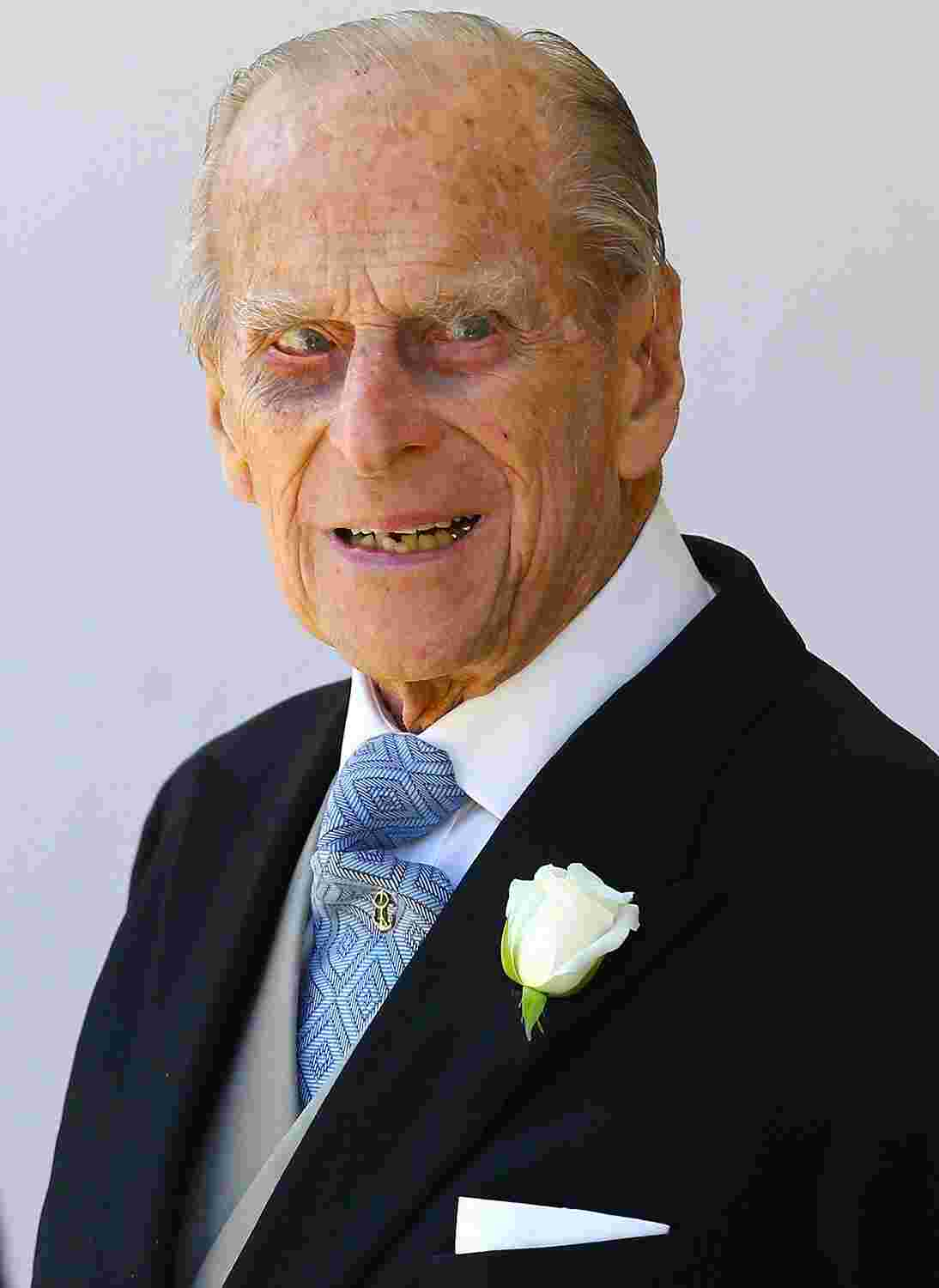 Queen Elizabeth's husband, Prince Philip hospitalized
