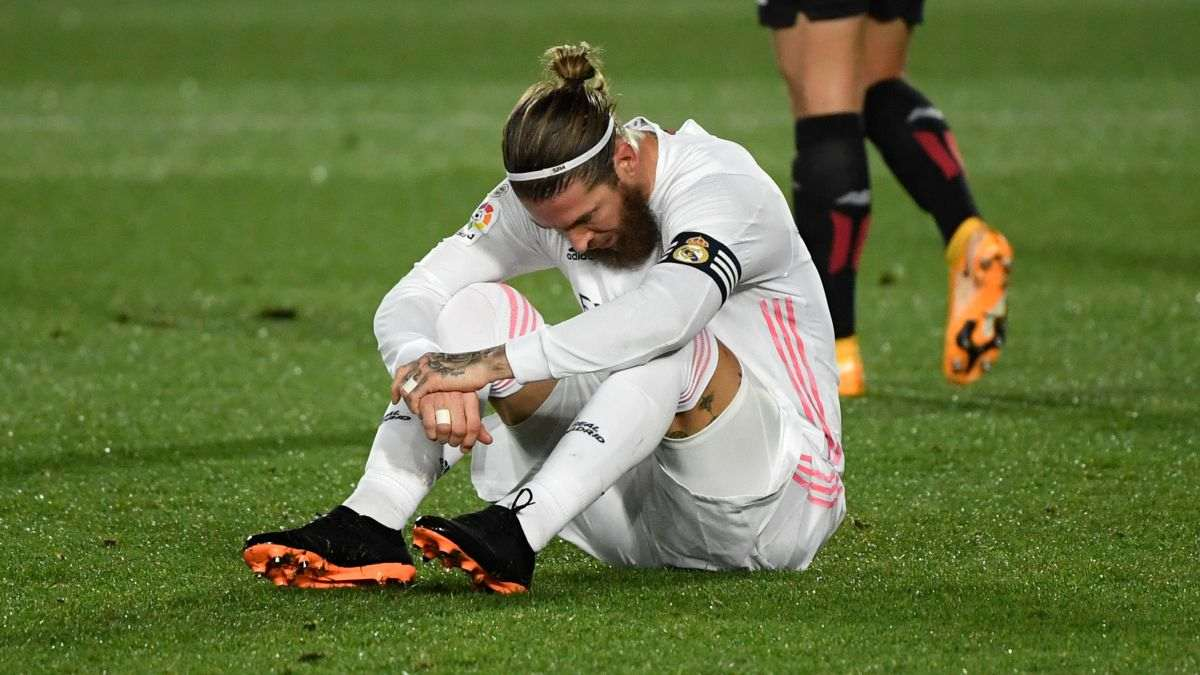 Real Madrid Give Up On New Deal For Ramos