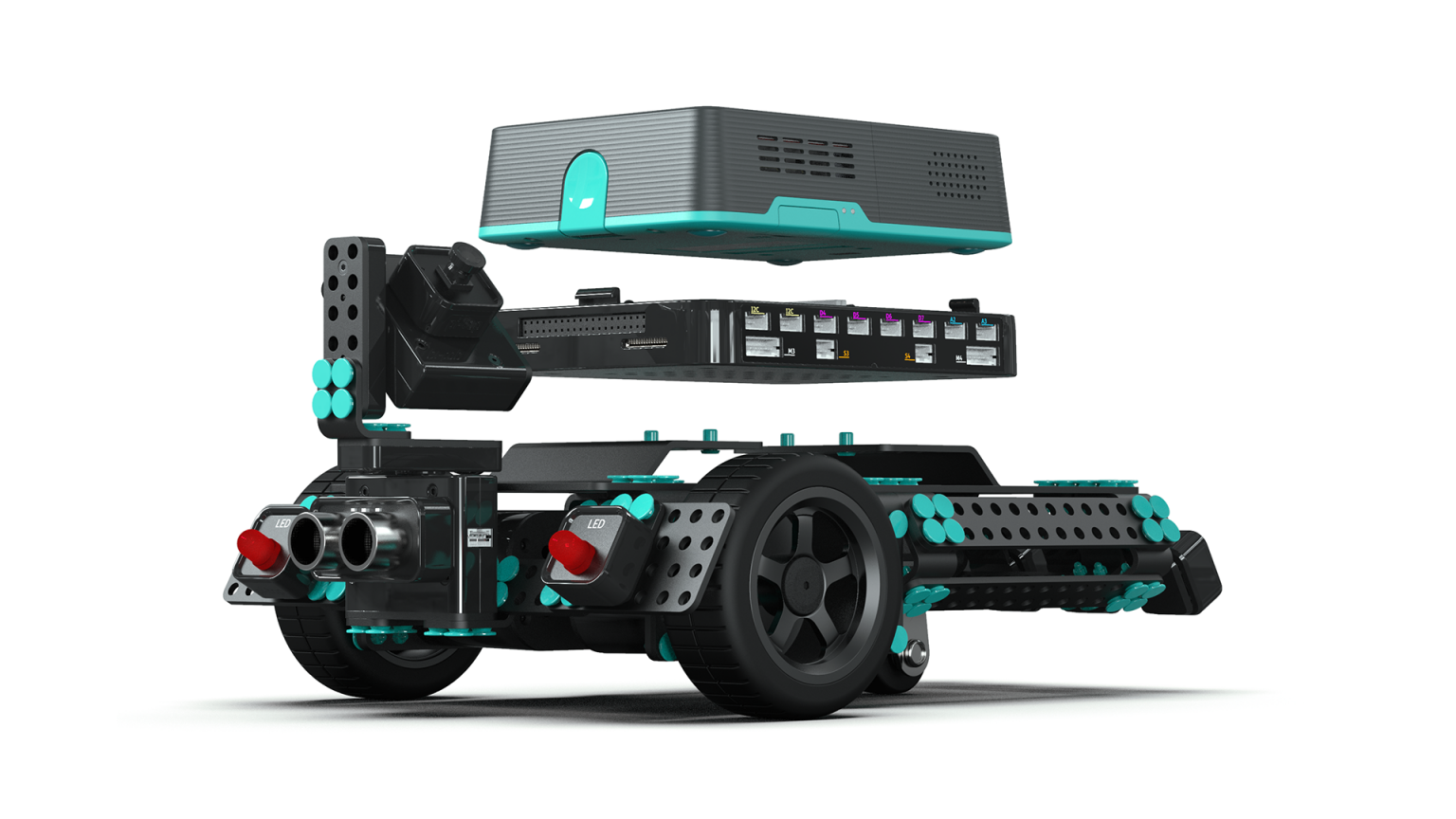 Raspberry Pi-powered Robotics Kit makes entrance into CES