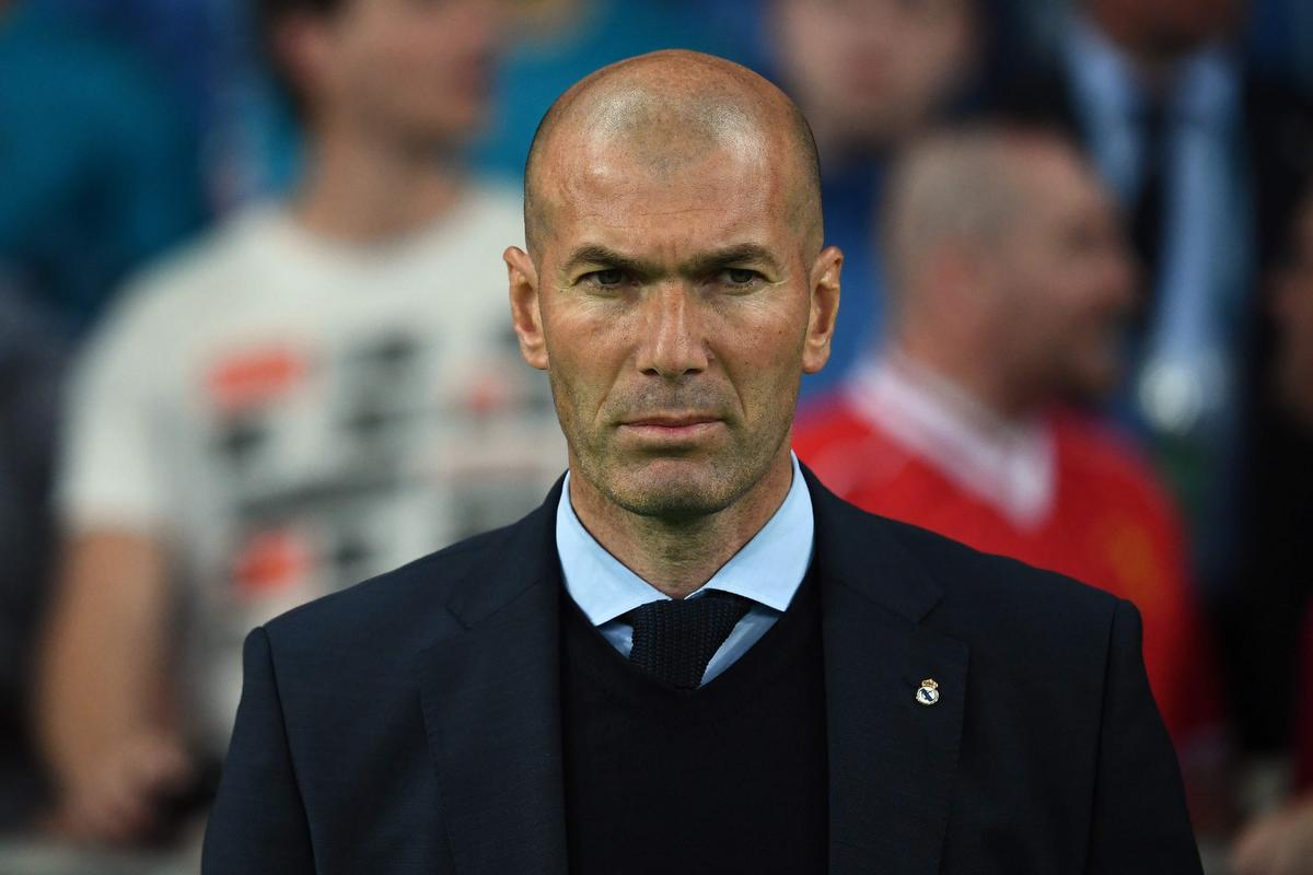 Real Madrid vs Monchengladbach: Zidane speaks on dropping into Europa League