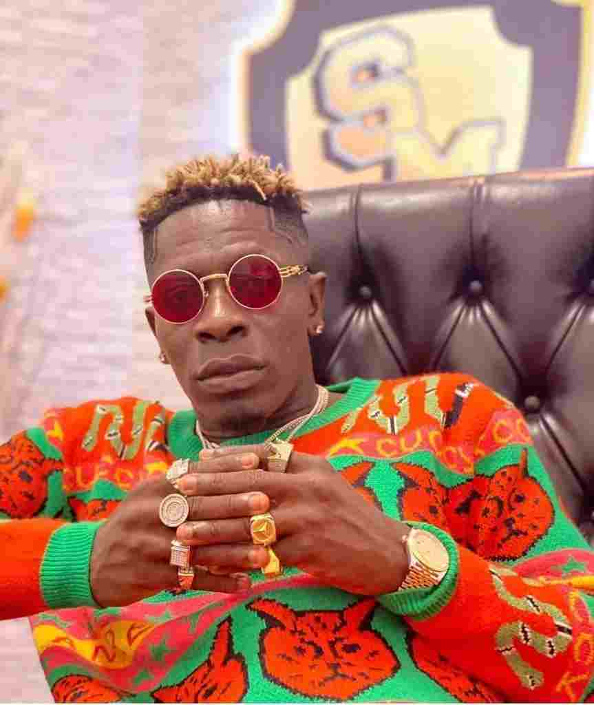 'Relocate to Nigeria if we are not good enough' - Shatta Wale blasts Ghanaians