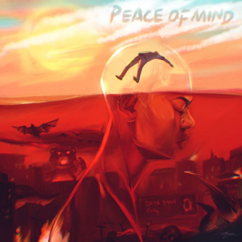 "Rema – ""Peace of Mind Lyrics"""