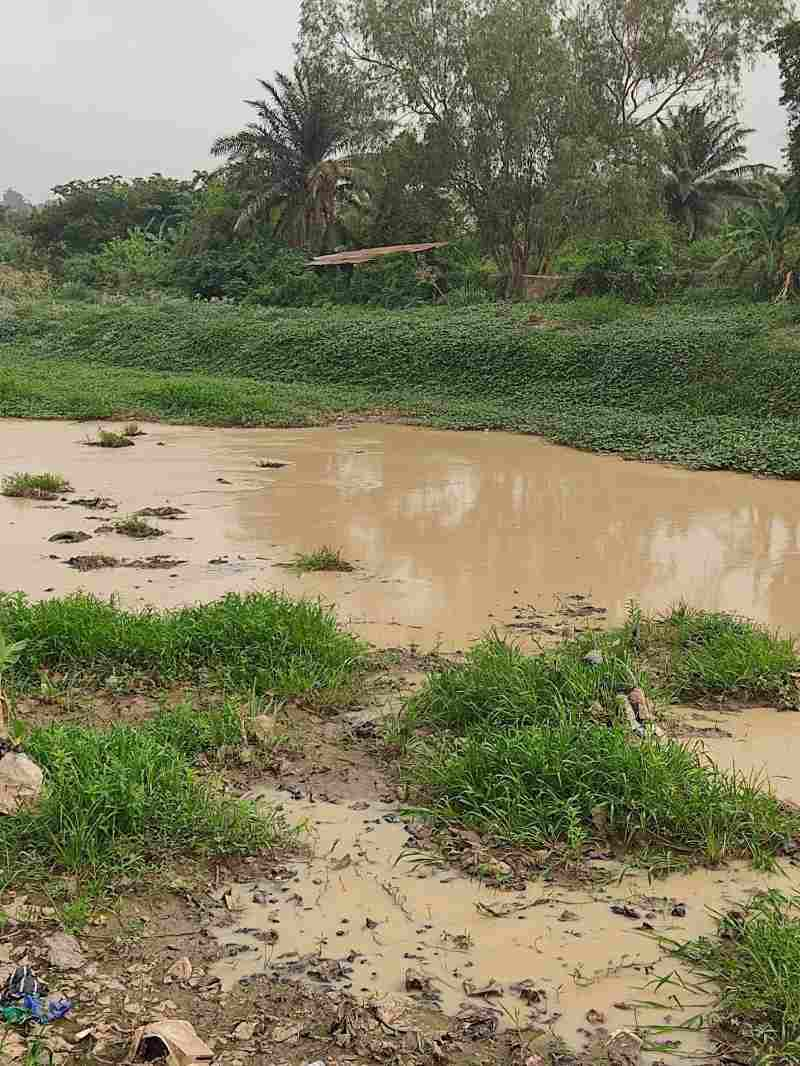 Residents raise alarm as Osun River changes Colour