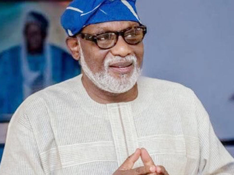 Resign Honourably If You Still Have Integrity - Akeredolu Tells Deputy, Ajayi