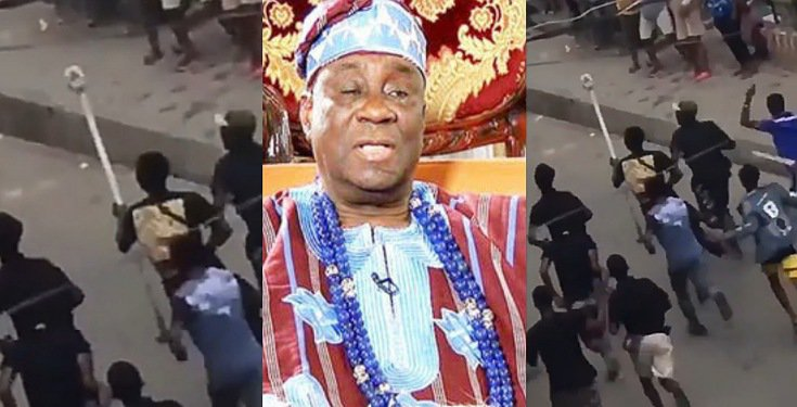 """Return 'Oba of Lagos' Staff of Office or Face the Consequences"" - Akinshemoyin Ruling house Warns"
