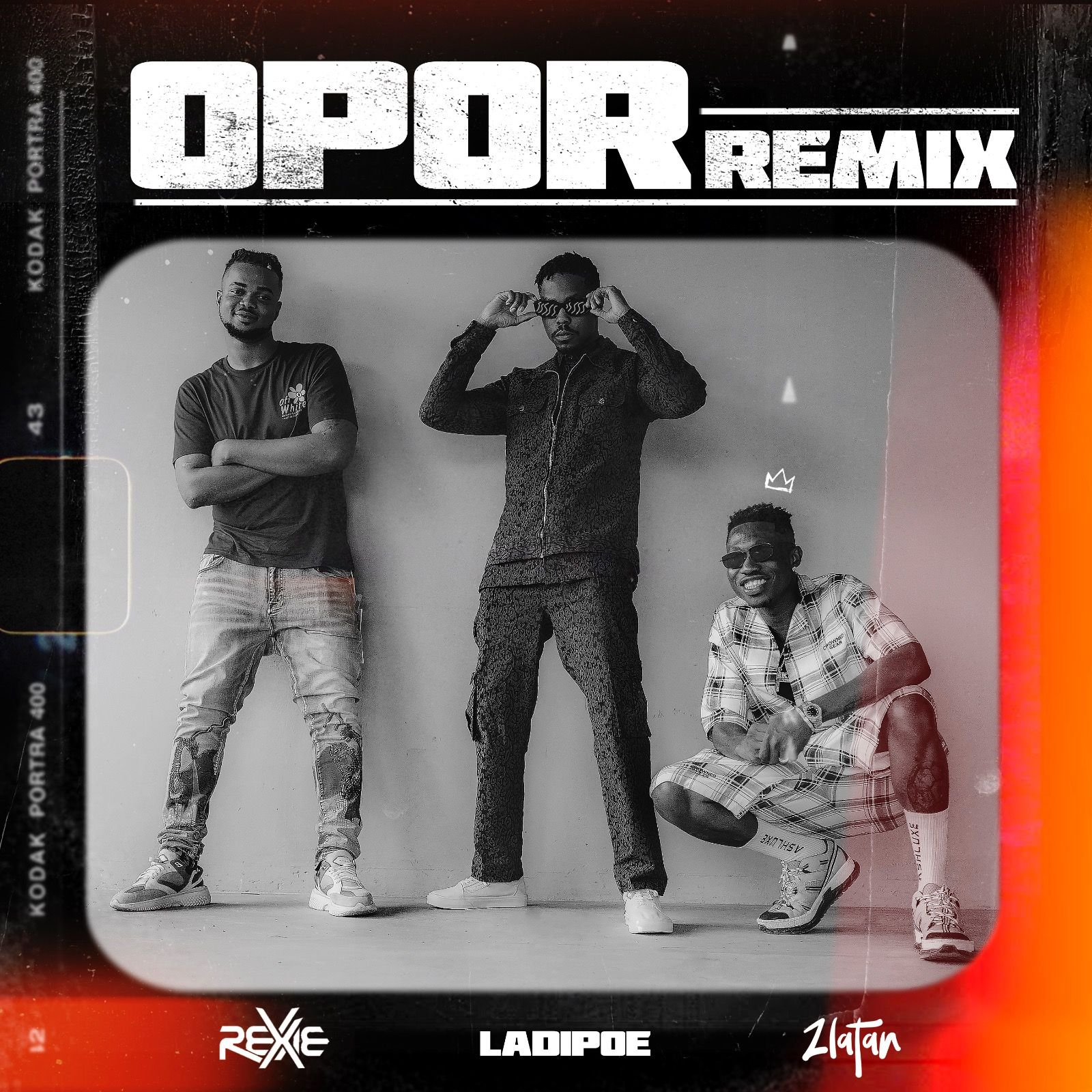Rexxie Ft. Zlatan & Ladipoe - Opor (Remix)