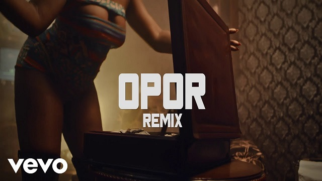 VIDEO!: Rexxie Ft. Zlatan & Ladipoe - Opor (Remix)