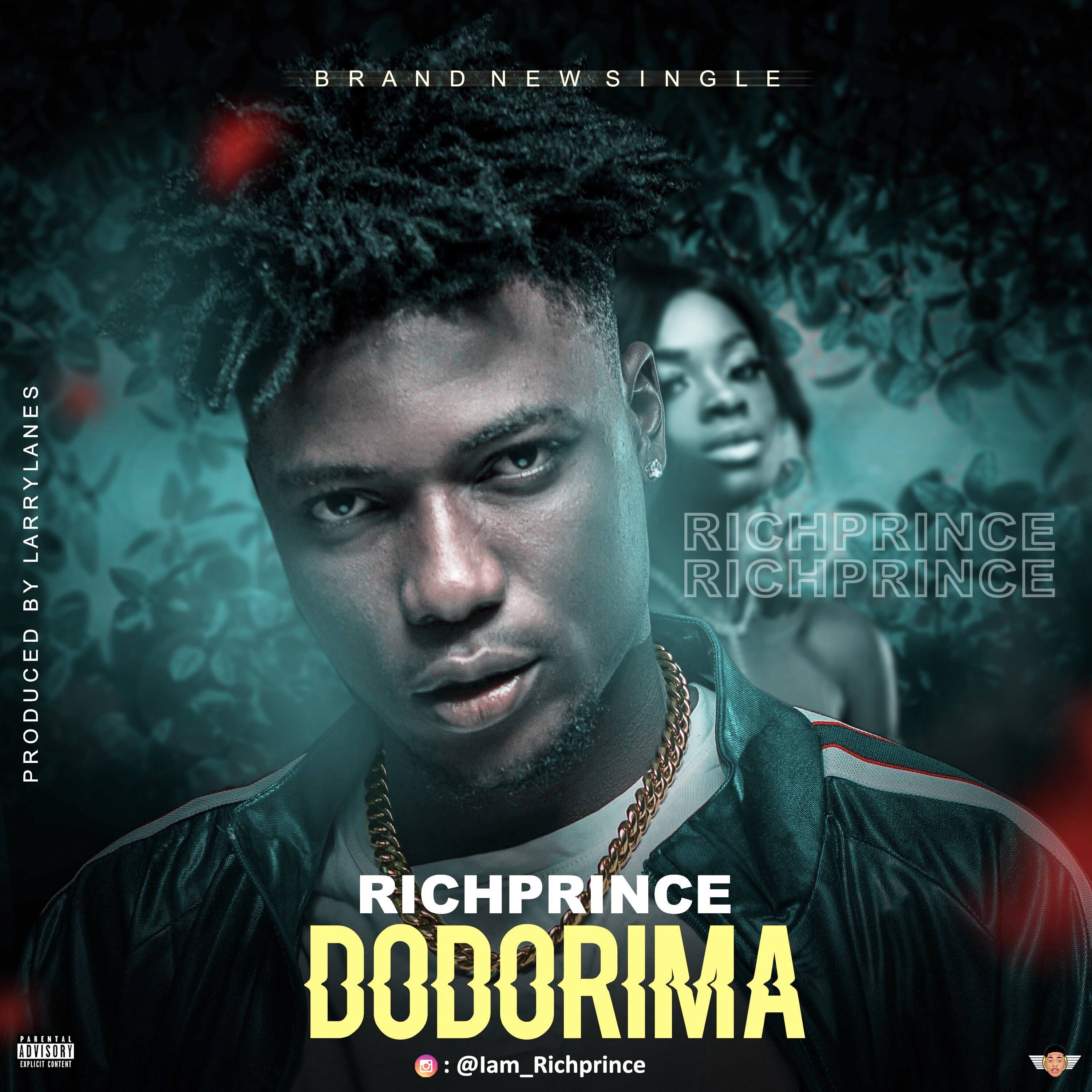 RichPrince - Dodorima (Prod. By Larrylanes)