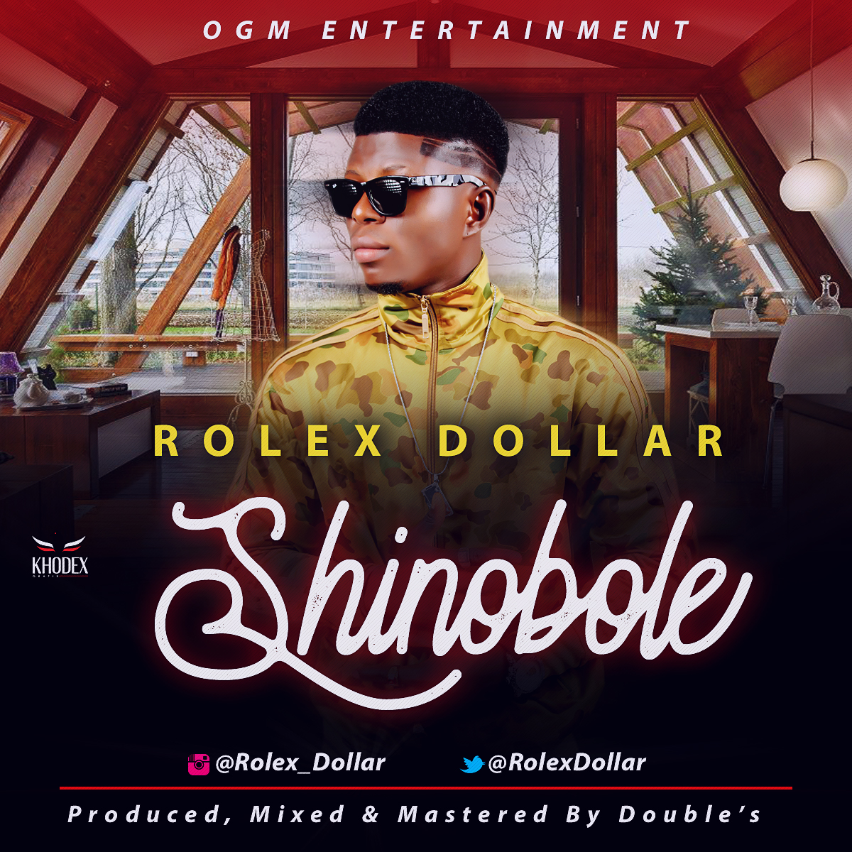 Rolex Dollar - Shinobole (Prod. By Double S)