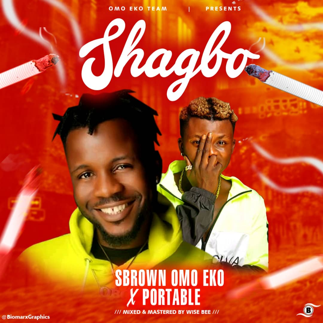 S Brown Ft. Portable - Shagbo