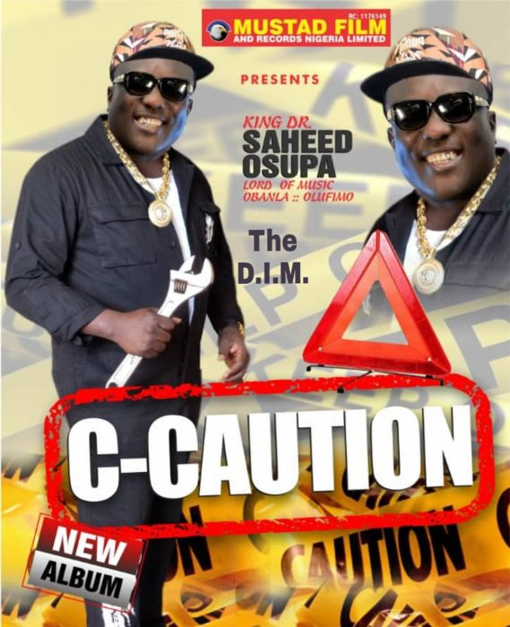 Saheed Osupa - C Caution