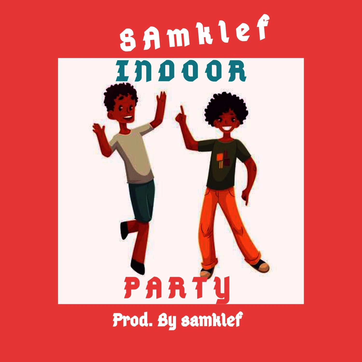 Samklef - Indoor Party