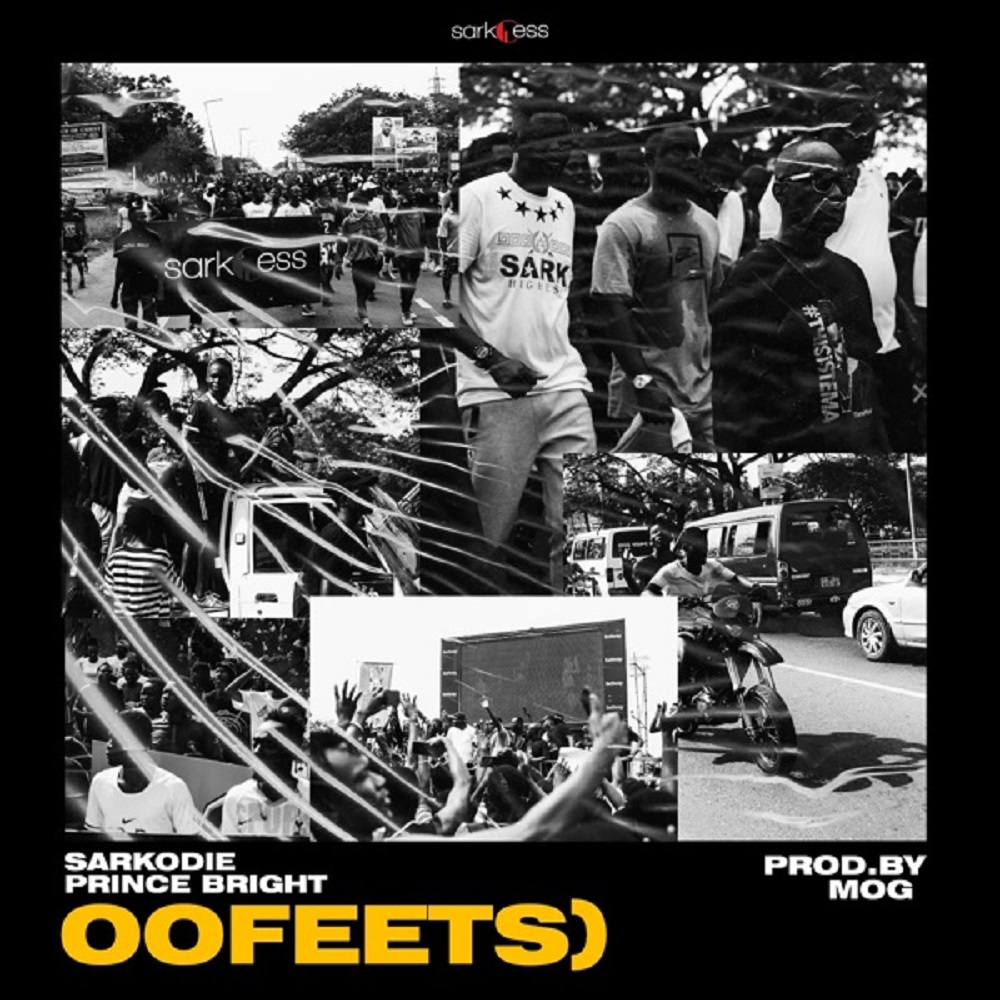 Sarkodie Ft. Prince Bright (Buk Bak) - Oofeetso
