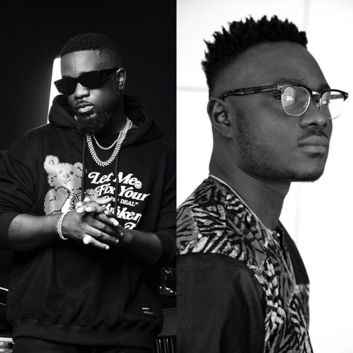 Sarkodie Set To Drop New Single titled 'Come Back' with Moelogo