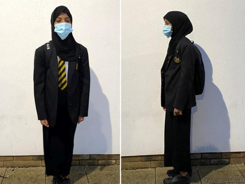 School Threatens Muslim Girl's Parents With Legal Action Because Her School Skirt is Too Long
