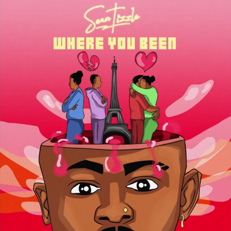 Sean Tizzle - Where You Been (EP)