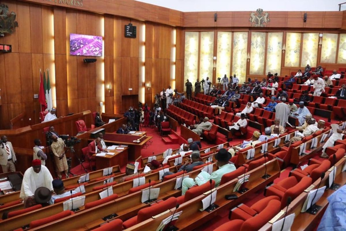 Senate approves Buhari's request to Refund N148Billion to Osun State, Rivers State and others