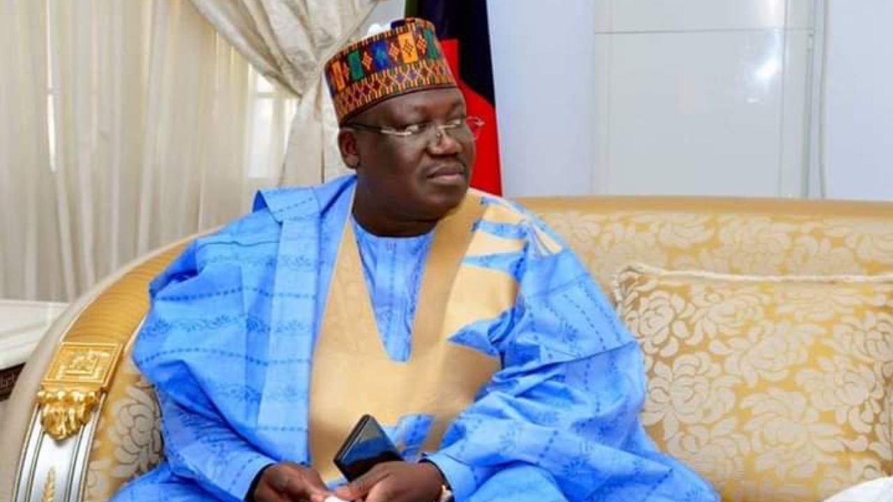 Senate President, Governor Buni visit former Kano Governor over father's Death