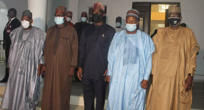 Shasha Crisis: Northern Governors Hold Closed-Door Meeting With Makinde In Oyo