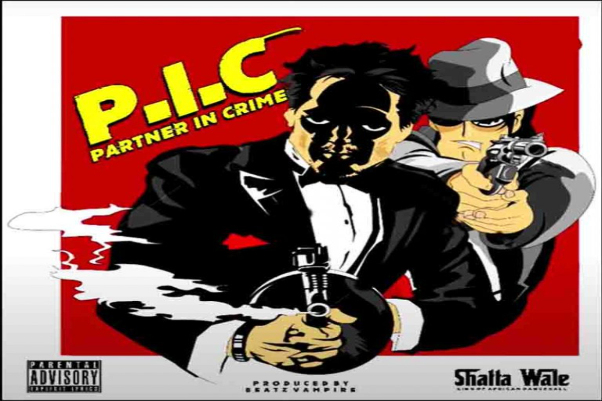 Shatta Wale - Partner In Crime (P.I.C)