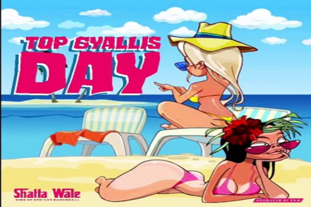 Shatta Wale - Top Gyallis Day